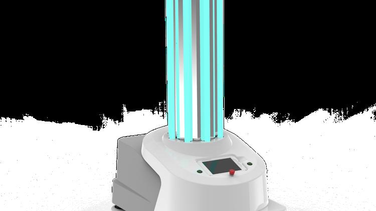 UV Disinfection Robot Model B