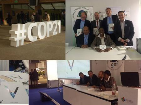 PARIS LAUNCH AT COP21