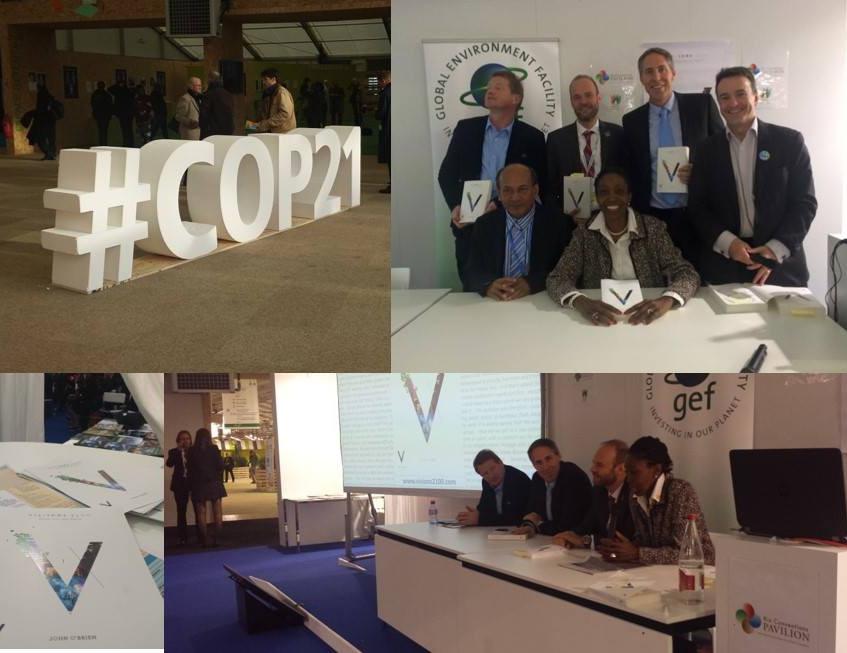 Visions2100 launch COP21