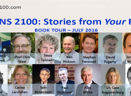 July Visons Events in Singapore, Edinburgh, Dublin & London - come along!