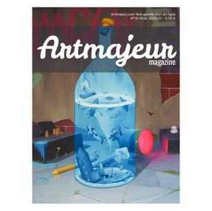 Artmajeur, issue #16. Paris, France