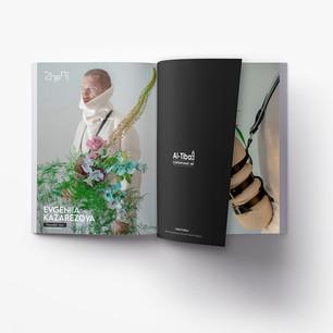 Contemporart Art Magazine Altiba9, issue #9. October 2021. Barcelona, Spain