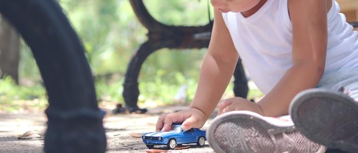 Crianças no carro: aprenda como dirigir com Segurança!
