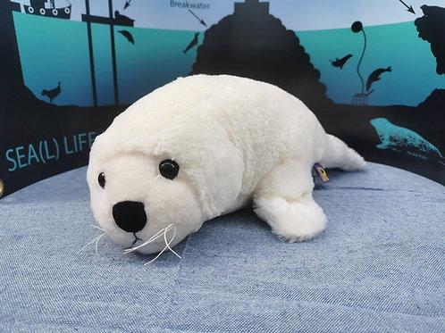 White Seal Pup Large