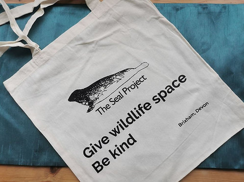 Seal Project Tote Bag