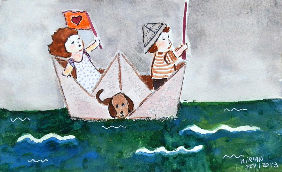 Gente Pequena |  Navegar é Preciso