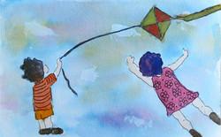 Gente Pequena | Voar