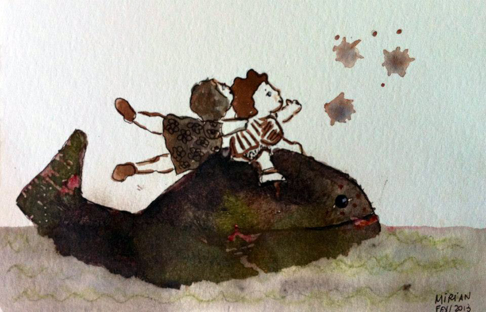 Gente Pequena | Vamos Fugir!