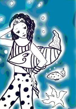 Com Peixes