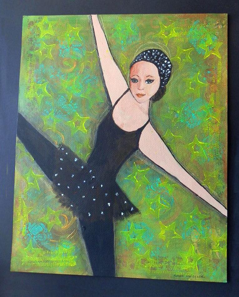 Bailarina #2