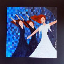 Dança a Três