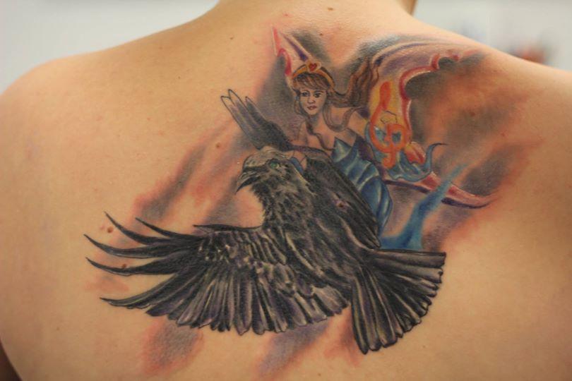 Raven - Fairy