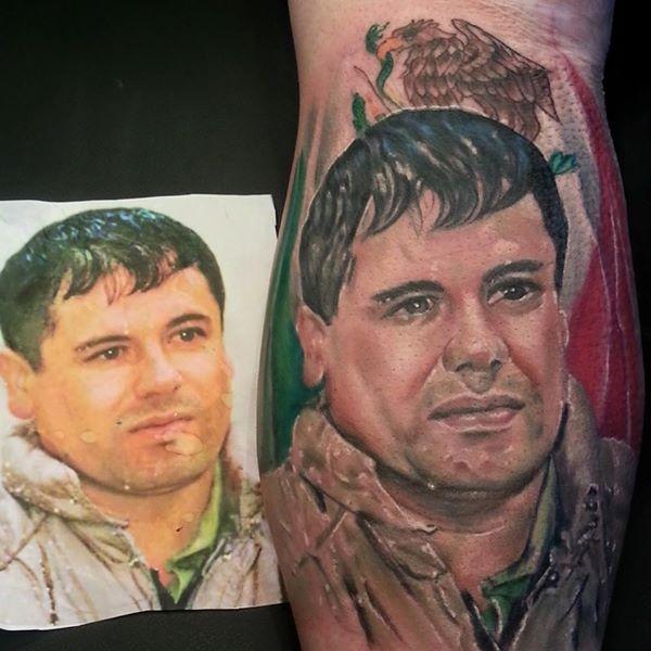 Joaquín Guzmán aka El Chapo