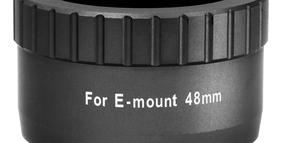 William Optics カメラマウント48mm ソニーEマウント用