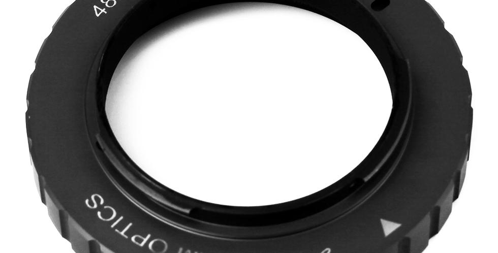 William Optics カメラマウント48mm Nikon用