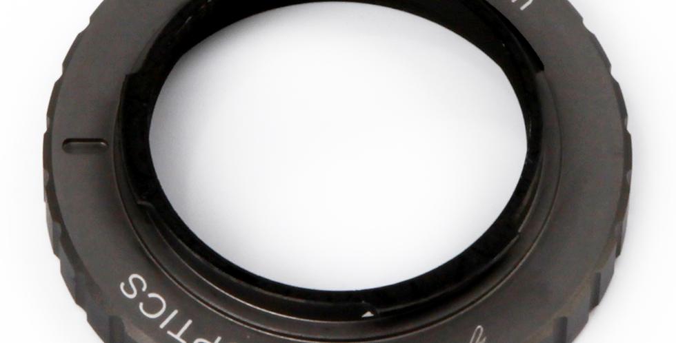 William Optics カメラマウント48mm Pentax K用