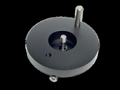 William Optics Mortar三脚用 赤道儀接続アダプター ビクセンSX用