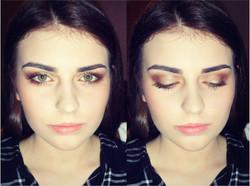 makijaż studniówkowy