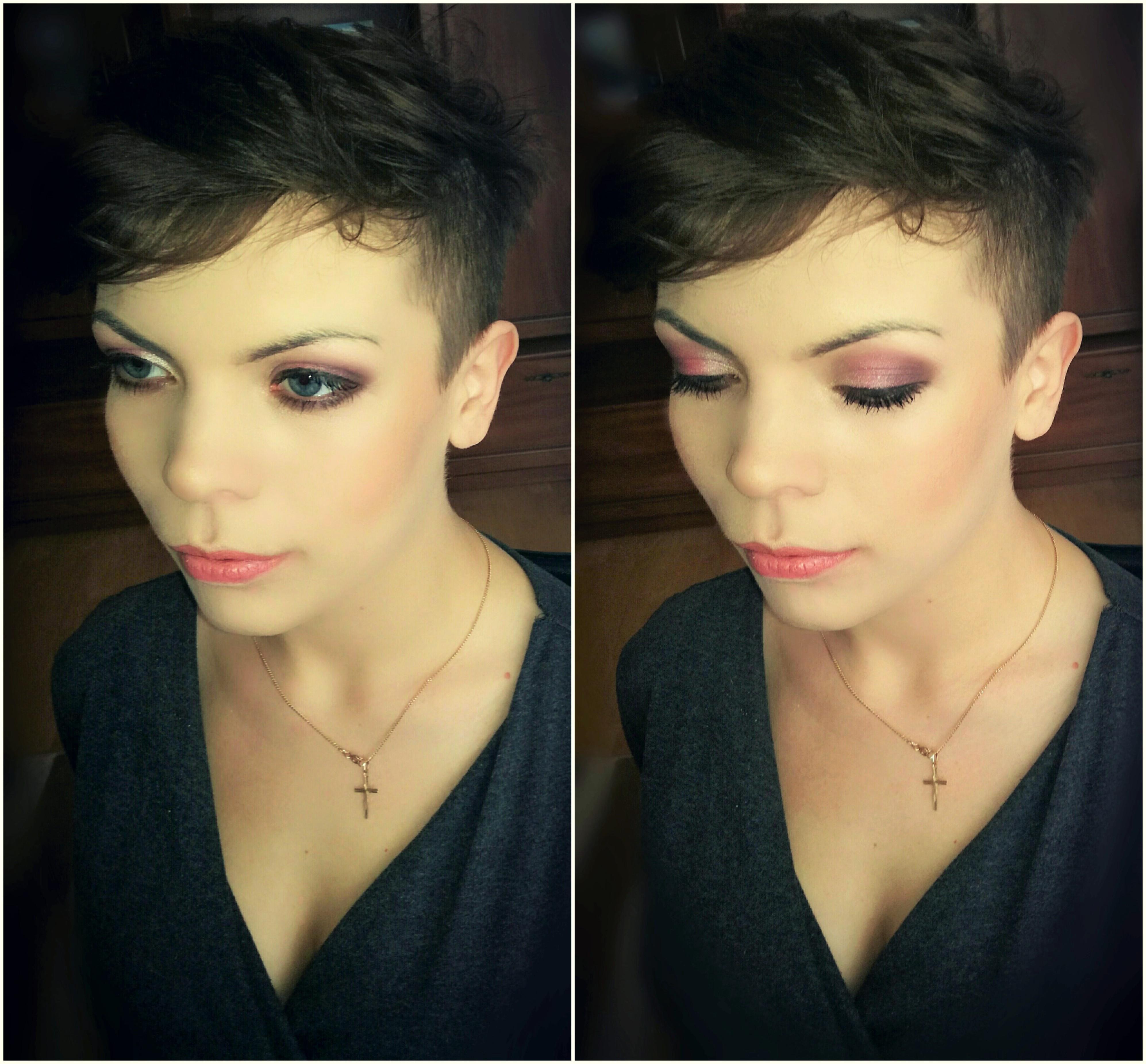 makijaż ożeżwiająca landrynka