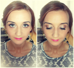 makijaż plenerowy