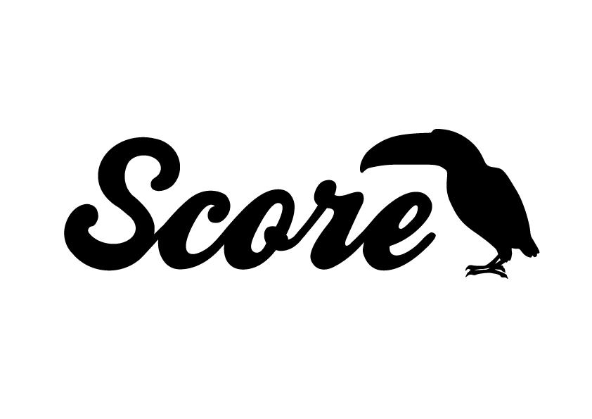 scoreロゴ