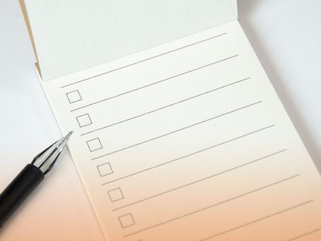 Checklist: 7 dicas rápidas para alugar seu apê mais rápido e pelo melhor preço!
