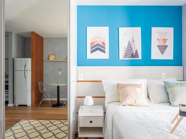 Airbnb Blue Brasília