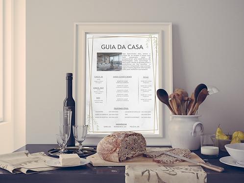 GUIA DA CASA- TEMPLATE