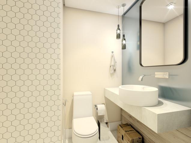 Projeto de reforma de banheiro