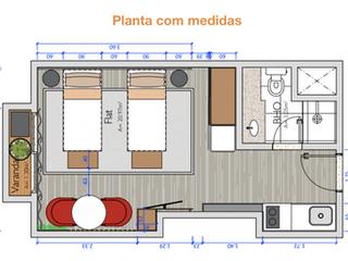 Flat Smart Brasília