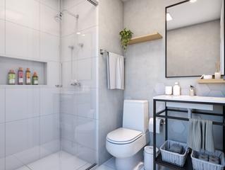 Projeto de adaptação de flat para Airbnb