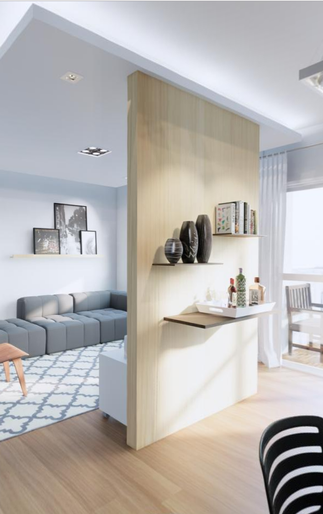 Home staging virtual- Imóvel alugado em 3 dias