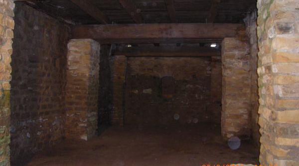 Aufgeräumter Keller