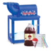 Sno-Kone-Equipment-Supplies-Starter-Pack