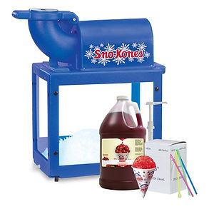 Sno-Kone-Equipment-Supplies-Starter-Pack