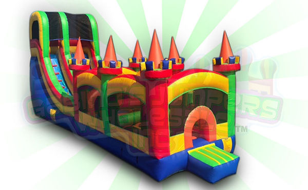 Obstacle Course Jumper Rental Inland Empire