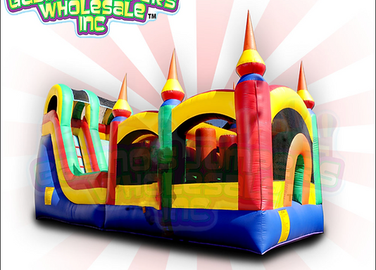 Obstacle Course Jumper Rent Los Angeles