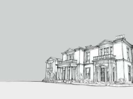 Architectural illustrations | Picky Pencil | lyn Erick