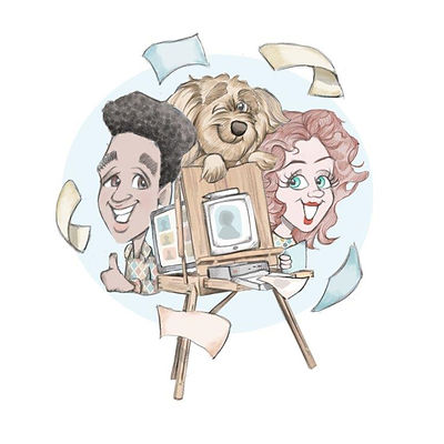 in-person-caricature-wedding-entertainme