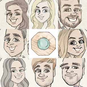 Quick buy picky pencil package colour live style sketch caricature
