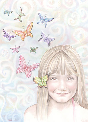 lyn elrick illustration | personal and corporate gift and design  from picky pencil