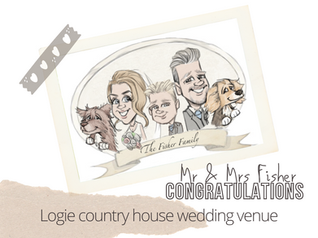 Artist@your wedding | Logie country House