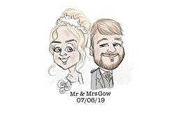 wedding and corporate event entertainment hourly rate. live illustration |Scotland