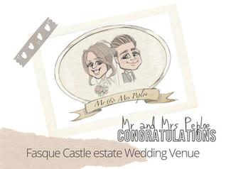 fasque castle wedding entertainment picky pencil caricaturist .jpg
