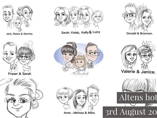August 2019 | Altens hotel Aberdeen | wedding entertainment