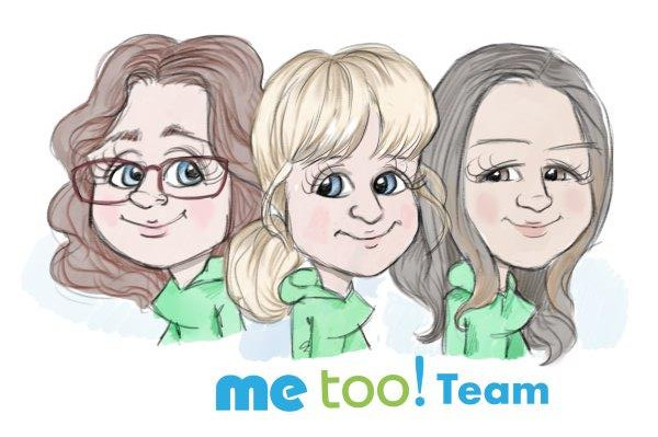 charity helpers caricature corporate fundraiser cartoon | picky pencil charity events