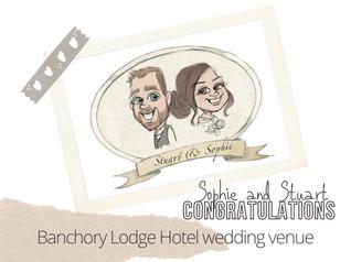 rtist@your wedding | Banchory Lodge hotel