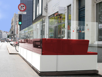 C) Casablanca Sit City Coffee LR (goede