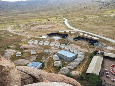 Seven Wonders Camp von oben