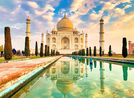 Indien: Goldenes Dreieck am Wochenende